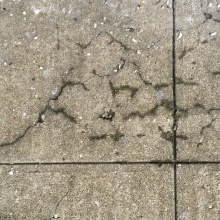 Abstract Pavement V, 2017